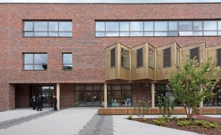 6th Form & ADT, St Benedict's School