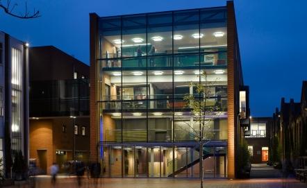 Performing Arts Centre, Latymer Upper School