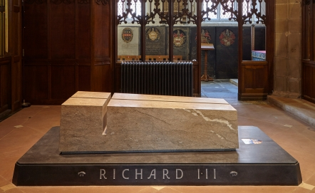 Leicester Cathedral Reordering