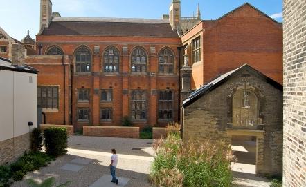 Corfield Court, St. John's College, Cambridge