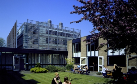 Bedford Polhill Library, University of Bedfordshire