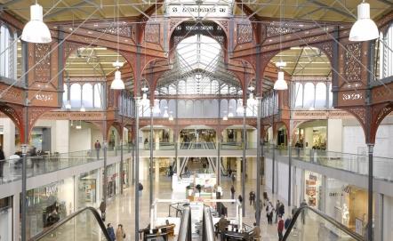 Bolton Market Hall Redevelopment