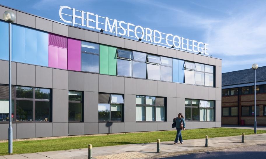Chelmsford college hero