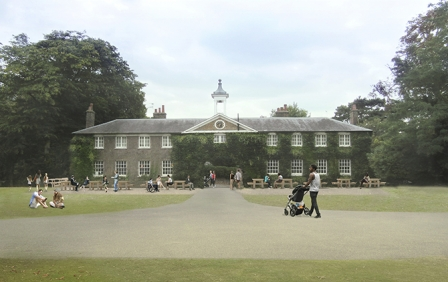 Listed House and Gardens refurb given planning go ahead