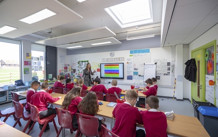 Bringing St Gabriel's School to life