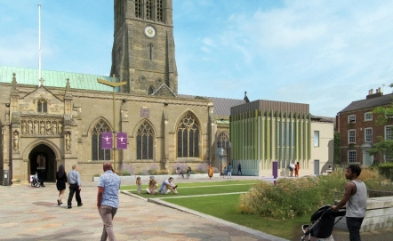 Leicester Cathedral Revealed