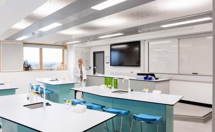 STEM building, Ardingly College