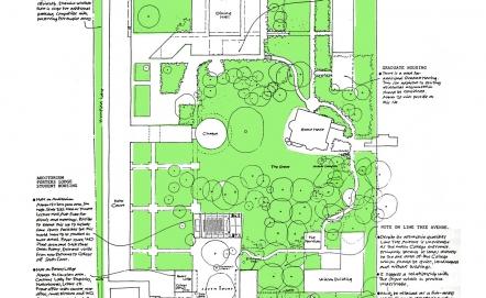 Fitzwilliam College Development Plan