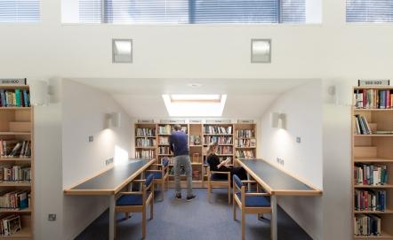 Jubilee Library, Luckley House School