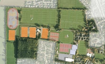 Oundle School, Sports Masterplan