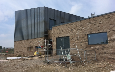 St. Gabriel's Primary School nearing completion