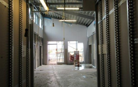 New Rugby primary starting to take shape…