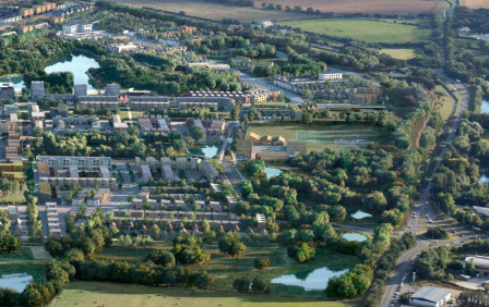 vHH win for Waterbeach Primary School project