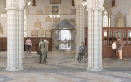Leicester Cathedral Revealed gets the green light